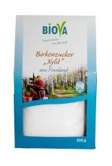 1 x Biova Birkenzucker Xylit aus Finnland
