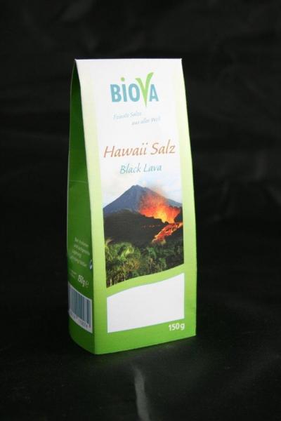 Hawaii Salz schwarz