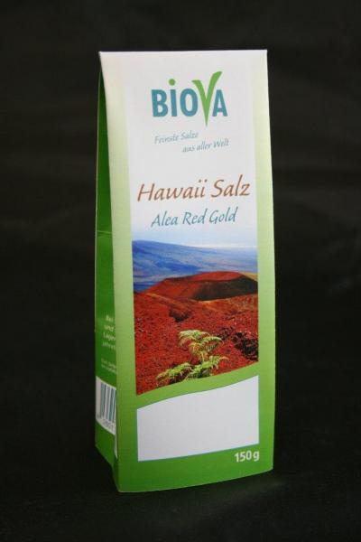 Hawaii Salz rot