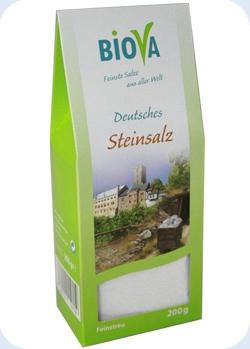 Deutsche Steinsalz 200g