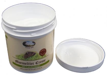Murmeltier Creme 250ml - Allgäu Hof