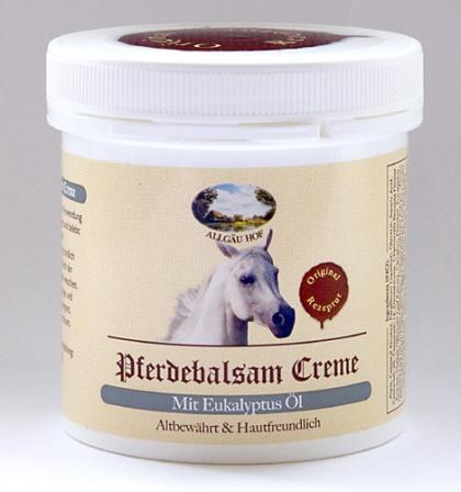 Pferdebalsam Creme 250ml - Allgäu Hof