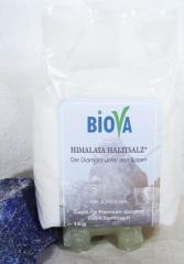 12x1kg Biova - Halitsalz Feinstreu