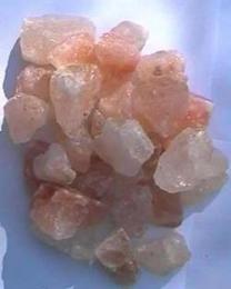 25kg Sack Biova  Kristallsalz-Brocken aus Pakistan