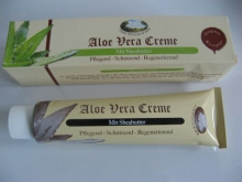 Aloe Vera Creme 100ml mit Sheabutter- Tube