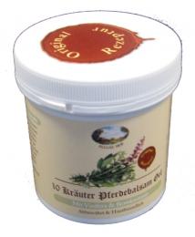 10 Kräuter Pferdebalsam Gel 250ml - Allgäu Hof