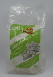 1 KG Biova-Gourmetsalz - Kubisches Brocken | 2-5 cm